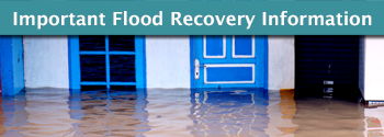 Important Flood Recovery Information